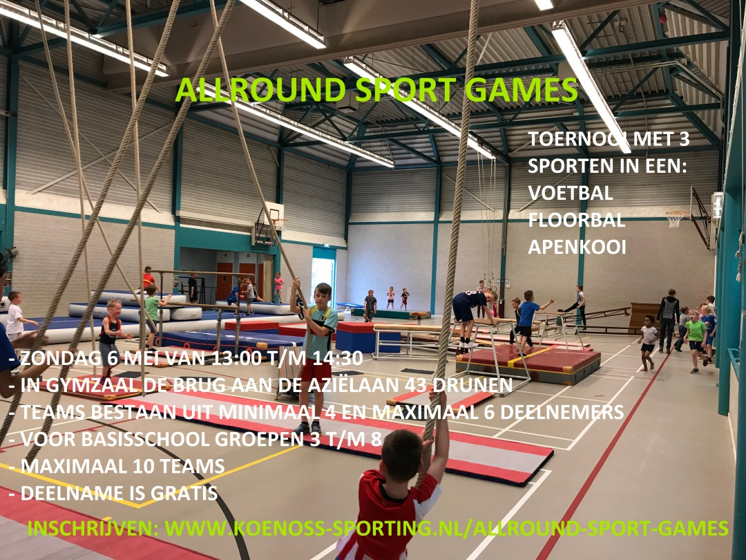 Allround Sport Games